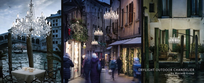 Showroom - Lighting - Chandeliers - Drylight - B. David Levine