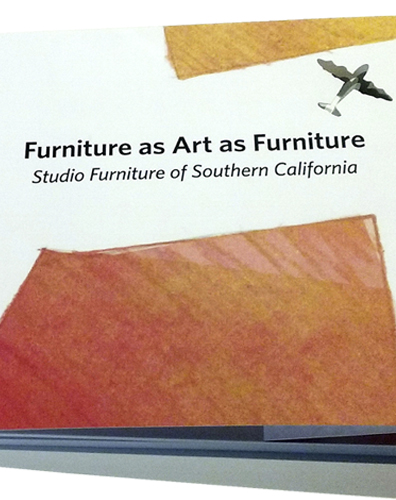 Press - Furniture as Art as Furniture - B. David Levine