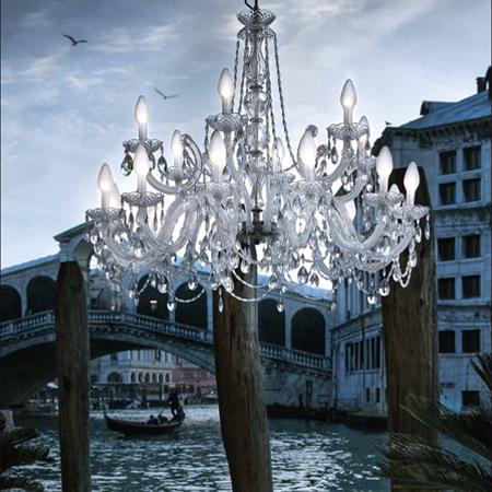 Showroom - Lighting - Chandeliers - Drylight S18