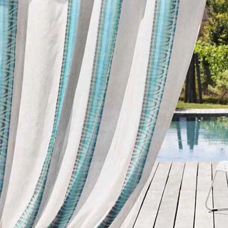 Showroom - Textiles and Wallcovering - Fabrics - Azzurra
