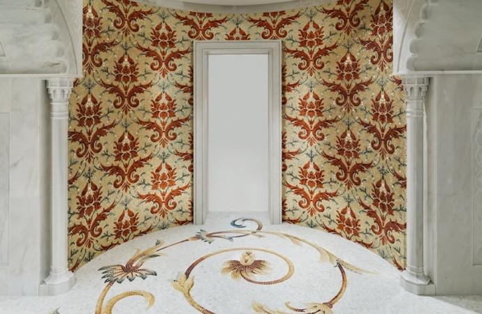 Showroom - Doors & Architectural Elements - Mosaics - Indoor Mosaics