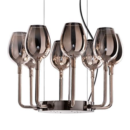 Showroom - Lighting - Chandeliers - Rose Chandelier