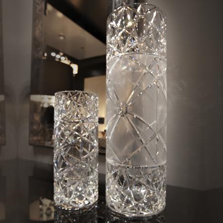 Showroom - Accessories - Vases - Crystal Vases