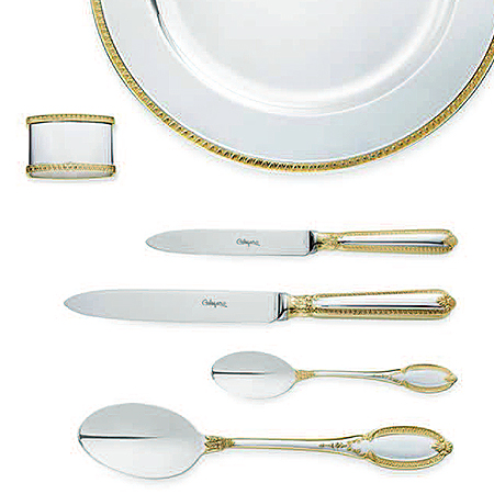 Showroom - Accessories - Silverware - IMPERO RICCO SETTING