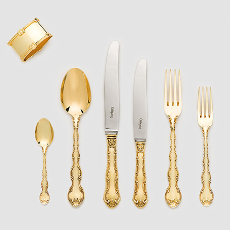 Showroom - Accessories - Silverware - Imperiale Gold