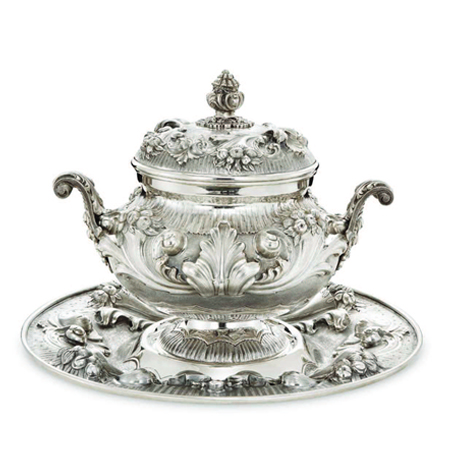 Showroom - Accessories - Table Top - TIMELESS SOUP TUREEN