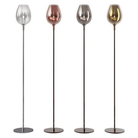 Showroom - Lighting - Floor Lamps - Rose' FL
