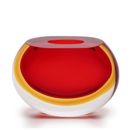 Showroom - Accessories - Vases - 92 Mini Red Ambar