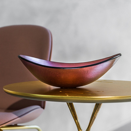 Showroom - Accessories - Decorative Bowls - Bowl oval