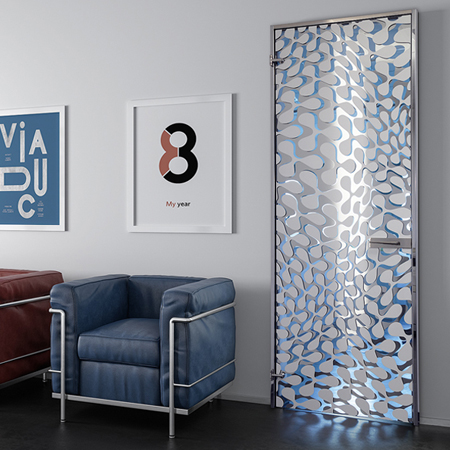 Showroom - Doors - Casali - Swing and leaf - B. David Levine