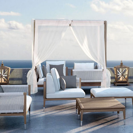 Showroom - Furniture - Outdoors - Amalfi Collection
