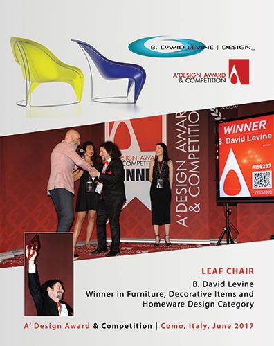 Press - A Design Award Competition - B. David Levine