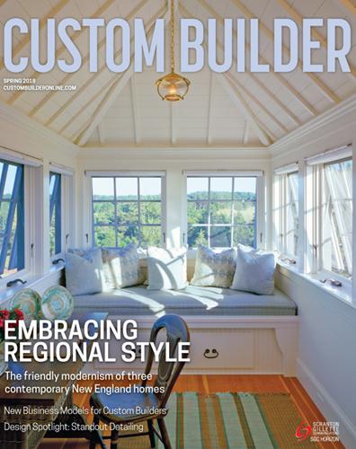 Press - Custom Builder - B. David Levine