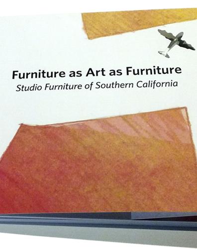 Press - Furniture as Art as Furniture - B. David Levine