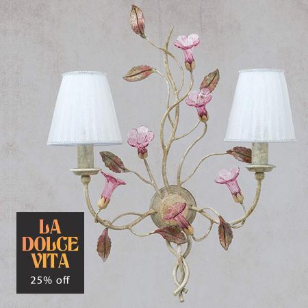sale - Marciana Wall Lamps