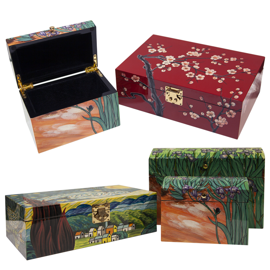 Showroom - Accessories - Jewelry Boxes