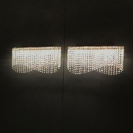 Showroom - Lighting - Sconces - INFINITY