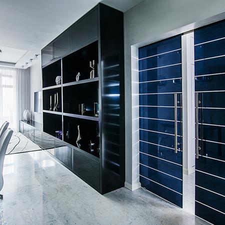 Showroom - Doors & Architectural Elements - Doors - Sliding