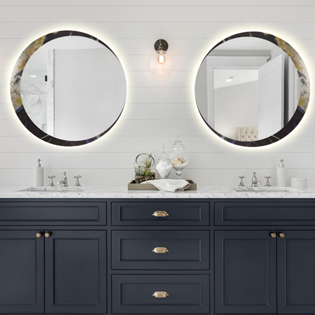 Showroom - Accessories - Mirrors - Eclipse Earth