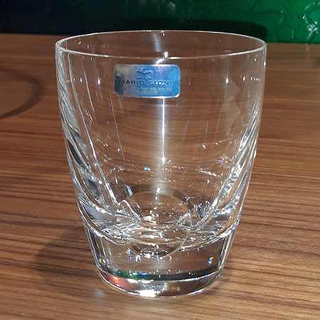 Showroom - Accessories - Decanters and Wine Glasses - Dondolo Tumblers set of 6