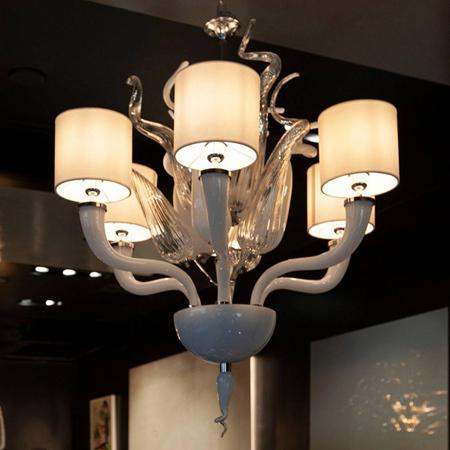 Showroom - Lighting - Chandeliers - Tentacoli
