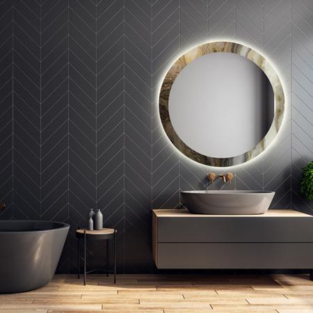 Showroom - Accessories - Mirrors - Circle Saturn