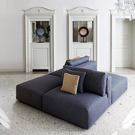Showroom - Furniture - Sofas - Le Nuvole