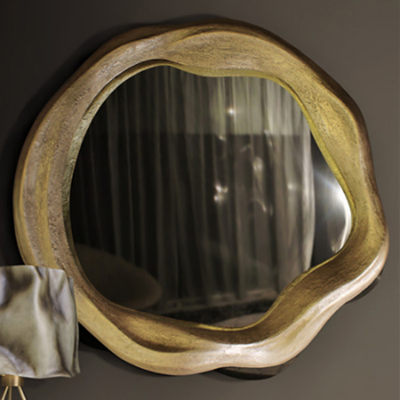 Showroom - Accessories - Mirrors - Twisted