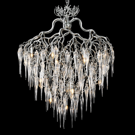 Showroom - Lighting - Chandeliers - Hollywood Icicles