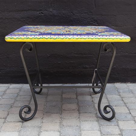 Showroom - Furniture - Outdoor - GP Ceramic Square Table