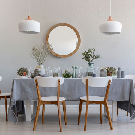 Showroom - Accessories - Mirrors - Circle Farout