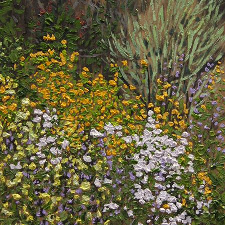 Showroom - Art - Lisa Baldwin - Spring Wildflowers