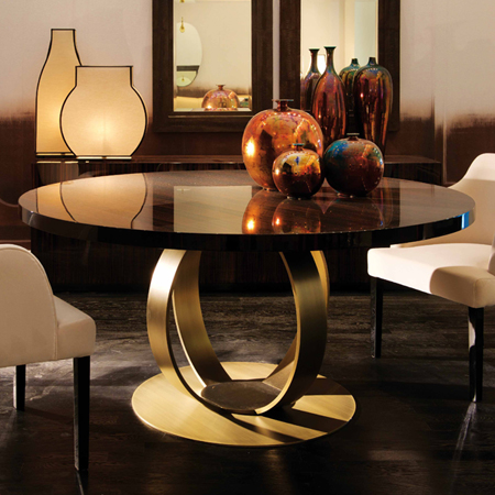 Showroom - Furniture - Dining Tables - Andrew Round
