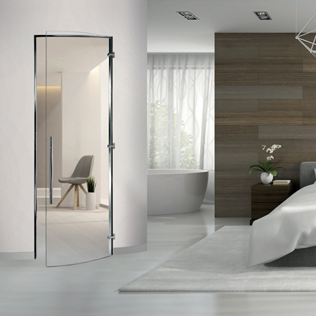 Showroom - Doors & Architectural Elements - Doors - Swing and Leaf