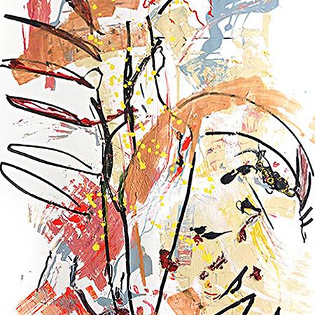 Showroom - Art - Julie Markfield Art - Angel Rising