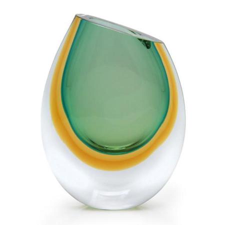 Showroom - Accessories - Vases - 96 Mini Green Ambar