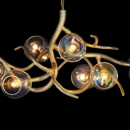 Showroom - Lighting - Chandeliers - Ersa Oval