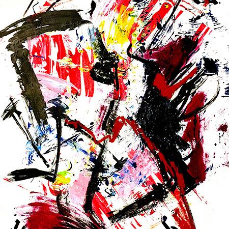 Showroom - Art - Julie Markfield Art - STEPPIN' OUT