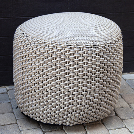 Showroom - Furniture - Outdoor - Berenice Pouf Small