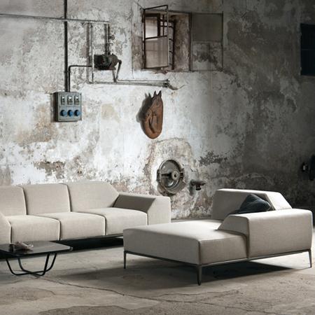 Showroom - Furniture - Sofas - Fortyfive