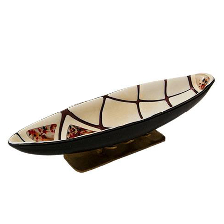 Showroom - Accessories - Decorative Bowls - Jurassico Gondola