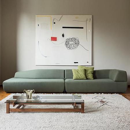 Showroom - Furniture - Sofas - Italo