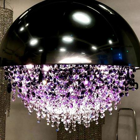 Showroom - Lighting - Ceiling Pendants - Ozero 60