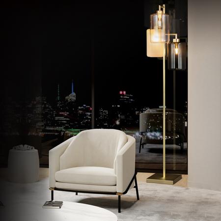Showroom - Lighting - Floor Lamps - Louise Floor Lamp