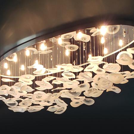 Showroom - Lighting - Chandeliers - Azure