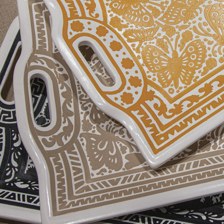 Showroom - Accessories - Table Top - Olinala  Trays