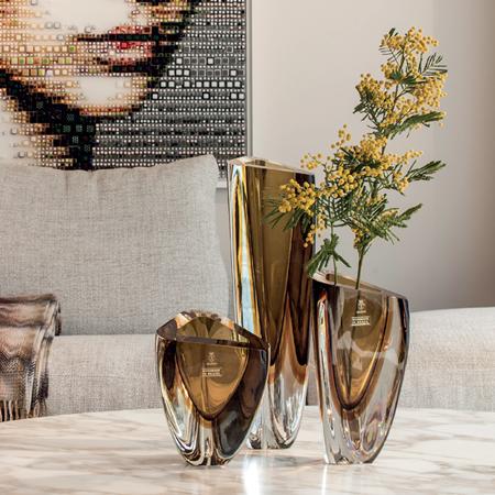 Showroom - Accessories - Vases - Triangle Fume