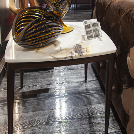 Showroom - Furniture - Side Tables - Tavolino Indigo 3019